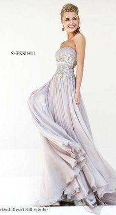 Sherri Hill Dress 4803 | Terry Costa Dallas www.terrycosta.com #prom2014 #promdresses #terrycosta @Sherri Levek Hill