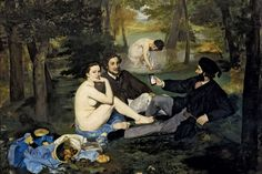 Édouard Manet was a French modernist painter. He was one of the first artists to paint modern life, and a pivotal figure in the transition from Realism to Impressionism. Art Works, Feminine Art, Painter, Art Drawings, Painting, Art, Ancient Art, Manet, Art History