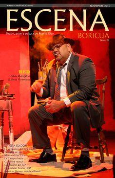 Revista mensual sobre las artes escénicas en Puerto Rico