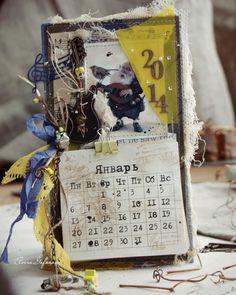 моё вдохновение: Календари-обереги...