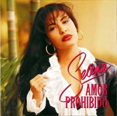 Selena - Amor Prohibido music CD album at CD Universe, With Bonus Tracks & Videos, enjoy top rated service and worldwide shipping. Selena Quintanilla Perez, Selena Music, Selena Selena, Mexican American, Role Models, Album Covers, Lgbt, Love Her, Celebrities