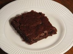Whole Wheat Brownies! I used full whole wheat and they turned out great! They were soft and gooey! you couldn't even tell they were whole wheat!- Meggan