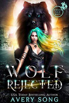 Fantasy Romance, Fantasy Books, Book Club Books, Book 1, Wolf Book, Paranormal Romance Books, Destiny, Illustration, Book Covers