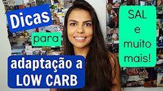 Por onde começo a Low Carb!?   10 dicas simples e - YouTube