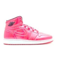 I just added this to my closet on Poshmark: Brand New, Pink Air Jordan's. Price: $75 Size: 6