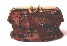 Carpet Bag, 1853 | In the Swan's Shadow