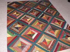 asimplelife Quilts: A String Finish