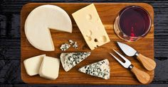 Cheese and wine addiction is helping your health.... YES!