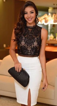 48 Perfect Casual Style Looks That Will Make You Look Great - Global Outfit Experts Classy Outfits, Chic Outfits, Fall Outfits, Sexy Dresses, Casual Dresses, Fashion Dresses, Look Fashion, Womens Fashion, Fall Fashion
