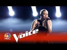 """The Voice 2015 Koryn Hawthorne - Live Playoffs: """"How Great Thou Art"""" - YouTube"""