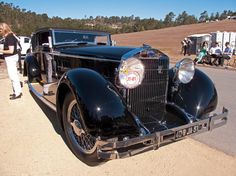 Best of Show, 1924 Isotta Fraschini Tipo 8A F. Ramseier & Cie Worblaufen Cabriolet