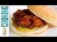 Chick-Fil-Gay Sandwich (Chick-Fil-A Copycat Recipe)