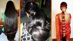 Powerful hair oil to get long thicker hair super fast
