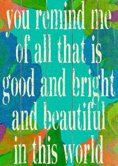 Beauty quote via Carol's Country Sunshine on Facebook