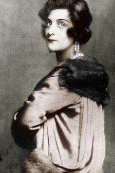 Coco Chanel birthday pics