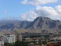 eTenerife Holidays originally shared this post:  View of the mountains behind Las Americas and Los Cristianos    More photos from eTenerife Holidays