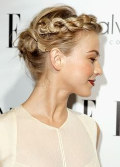 Meringues and Chiffon: Summer Hairstyles