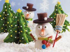 Snowman Cookie Balls | Christmas Recipes | Children's Activities