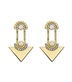 ShopBazaar Jemma Wynne 'Revival' Earrings MAIN