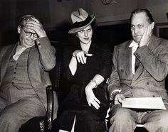 Lionel Barrymore ,Diana Barrymore  & John Barrymore ,1942