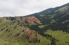 South Red Canyon, Eaton's Ranch (oldest dude ranch in the country!), Bighorn Mountains, Sheridan County, Wyoming