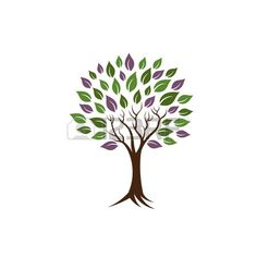 Life tree image  Concept of happiness, young and healthy  photo