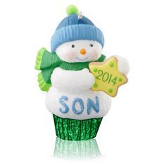 Son - Christmas Ornaments - Hallmark