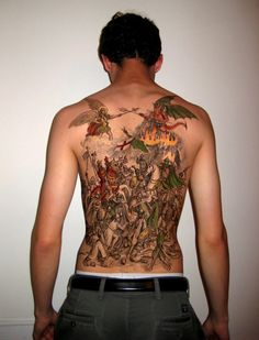 I want a tattoo like this
