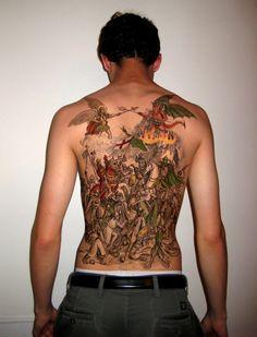I want a tattoo like this