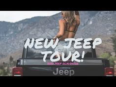I Bought My Dream Jeep!! 2021 Jeep Gladiator (Jeep Tour) - YouTube Jeep Trails, Cool Jeeps, Jeep Gladiator, Hot Blondes, New Adventures, United States, Tours, Youtube, Hot Blonde Girls
