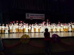AGD Trabzon Minik Kalpler Kreşi yıl sonu gösterisi.