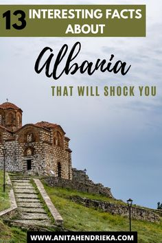 Albania is a fascinating European travel destination with many interesting daily routines and cultural Albania facts. If you are travelling to Albania and want a great Albania guide to help you understand cultural elements such as Albanian food, the Albania flag and Albania people, here are 13 interesting facts about Albania. You won't want to miss this incredible Balkan travel destination.  #visitalbania #thebalkans #albaniatravel Europe Travel Outfits, Europe Travel Guide, Travel Guides, Travel Destinations, Albania Travel, Visit Albania, Albanian Food, International Travel Tips