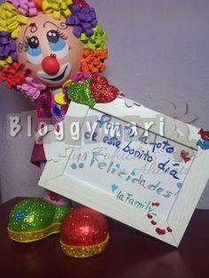 Fofuchas Artesanas Bloggymari: Nueva etapa Bloggymari