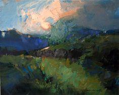 LANDSCAPE 12 by Sahin Karakoc