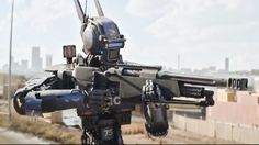 Chappie HD Wallpapers Backgrounds Wallpaper  Page