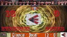 Etruschi Football Americano Livorno ASD - Campionato 00/01- 28/10/00 - Etruschi Vs Ducks (13-0)