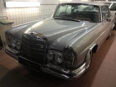 Mercedes 250 SECoupe*111*H-Kennz.*Original Pappe*seltene Ausst.*