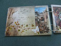 Photo album Antiquity by artbooks777 on Etsy