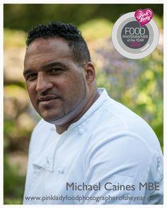Michael Caines MBE, member of our illustrious panel of judges for 2016. http://www.michaelcaines.com