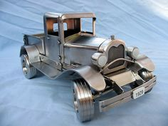 Mini 1929 Model T, by R. Michaud | I am a hobby welder. Here… | Flickr
