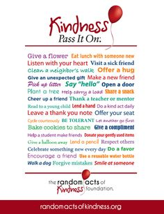 Pen N' Paper Flowers: inspiration | Random Acts of Kindness Week