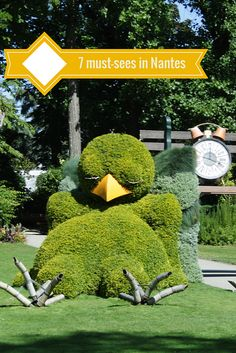 The best of Nantes in 7 must-sees