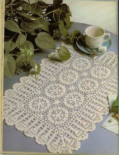 Magic Crochet Nº 48 - Edivana - Picasa Web Albums