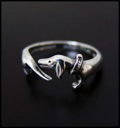 $17 doxie ring  Thinking of @Ashley DeGree and @Ellen Zubeck :)