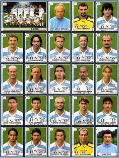 Lazio - a pretty decent team eh! Legends Football, Football Icon, Football Design, Best Football Team, World Football, Soccer World, Sport Football, Football Soccer, Soccer Teams