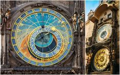 Six centuries later and still ticking in Prague: The world's oldest astronomical clock in use