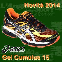 Novità #Asics Gel Cumulus 15 #running #corsa