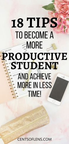 Want to learn how you can use your time more wisely? Want to know how you can achieve higher levels of productivity? Read on to find out how YOU can become a more productive person and achieve more in less time! Girl College Dorms, College Life Hacks, College Fun, College Tips, College Semester, College Students, College Dorm Essentials, College Checklist, College Planner