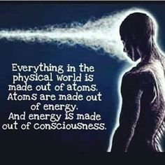 Consciousness Consciousness Quotes, What Is Consciousness, Universal Consciousness, Quantum Consciousness, Collective Consciousness, Vibrations Energy, I Am, Awakening Quotes, Spiritual Awakening
