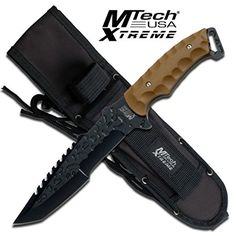 Special Offers - MTECH USA XTREME Mx-8062Tn Fixed Blade Knife 12-Inch Overall - In stock & Free Shipping. You can save more money! Check It (September 15 2016 at 10:34AM) >> http://huntingknivesusa.net/mtech-usa-xtreme-mx-8062tn-fixed-blade-knife-12-inch-overall/